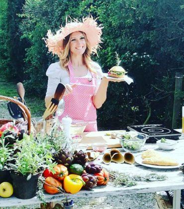 Federica Continanza chef freelance per passione