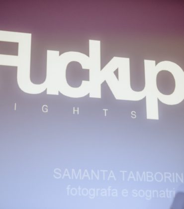 Fuckup Nights Firenze Vol. XXI #sharethefailure