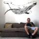 Lo streetartist toscano LDB