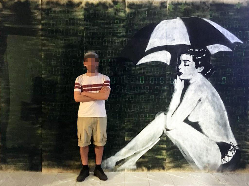Intervista allo streetartist LDB