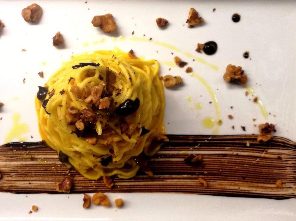 spaghetti Osteria de' Cicalini Firenze