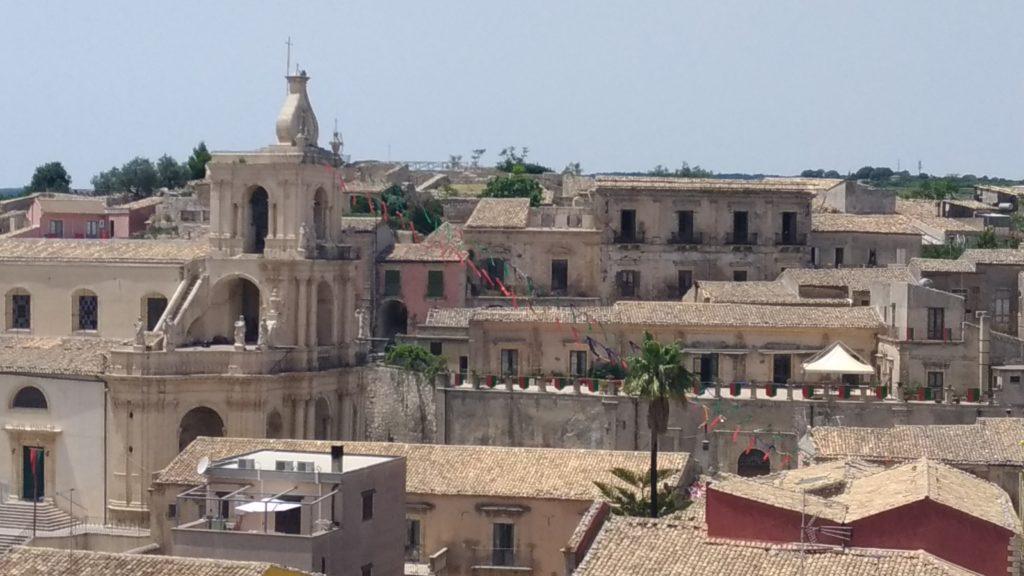 Sicilia Palazzolo Acreide borgo
