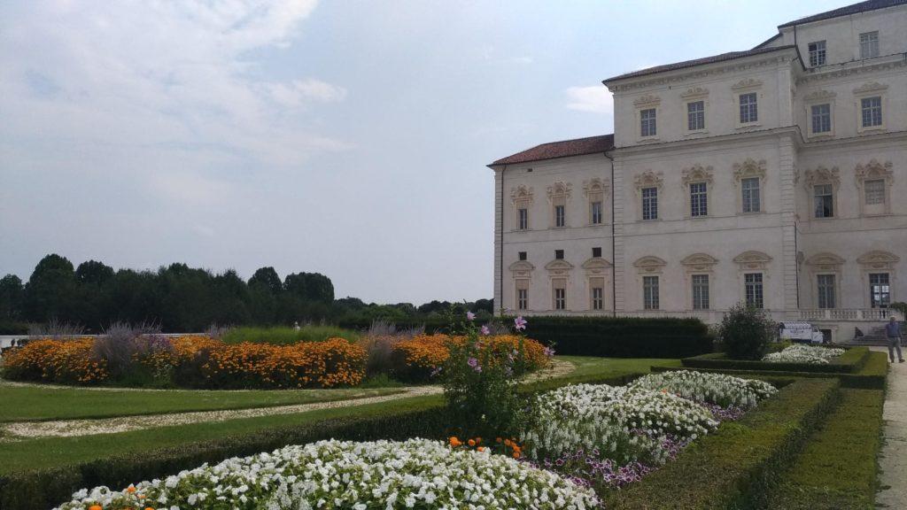 Torino Reggia di Venaria Giardini
