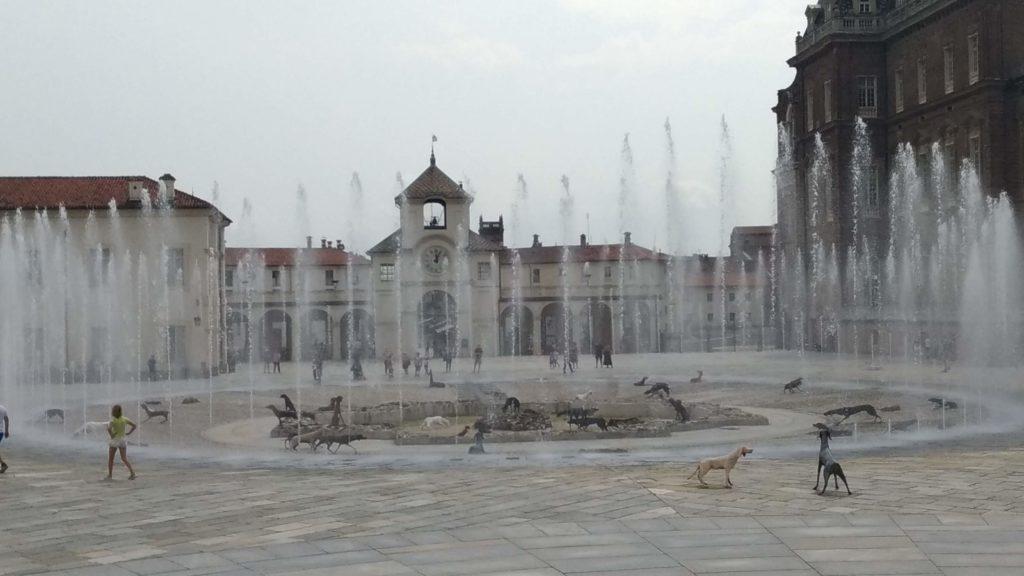 Torino Reggia di Venaria