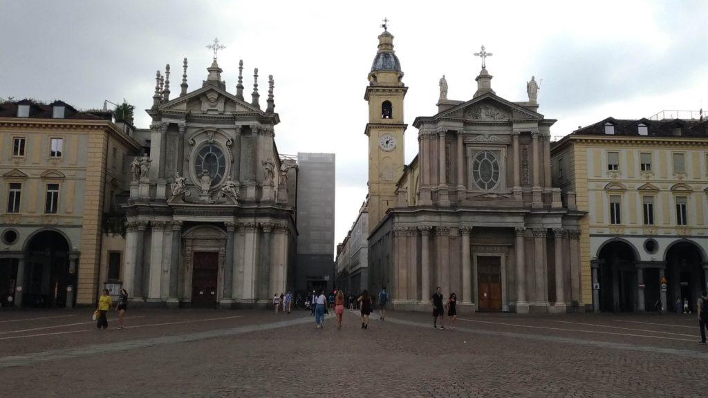 piazza San Carlo Torino