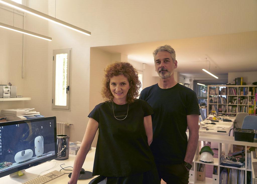 Firenze ZP Studio Eva Parigi e Matteo Zetti