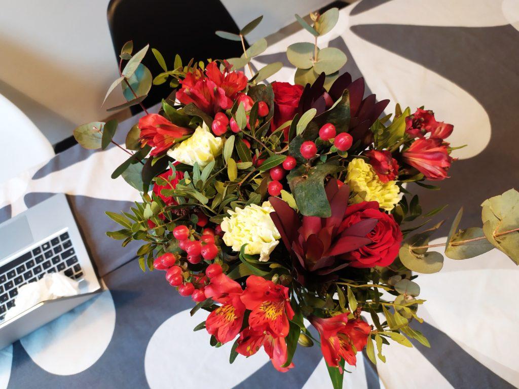 Mazzo di fiori Colvin