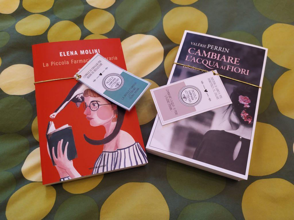 libri a domicilio Piccola Farmacia Letteraria Firenze