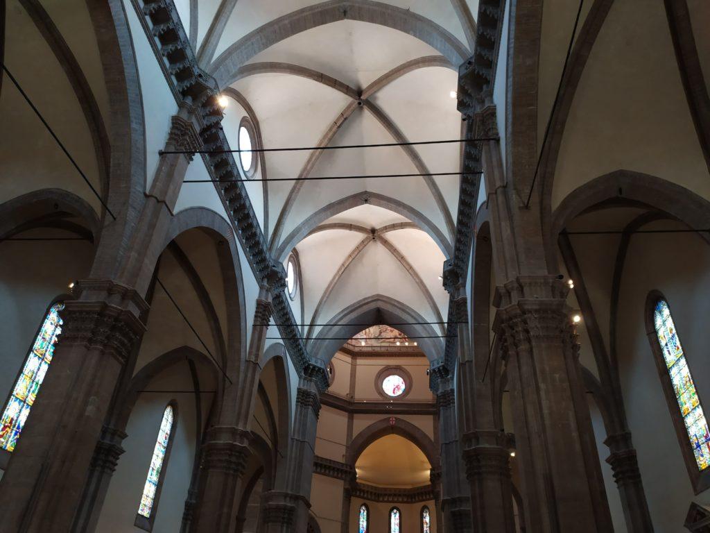 piazza del Duomo a Firenze Cattedrale
