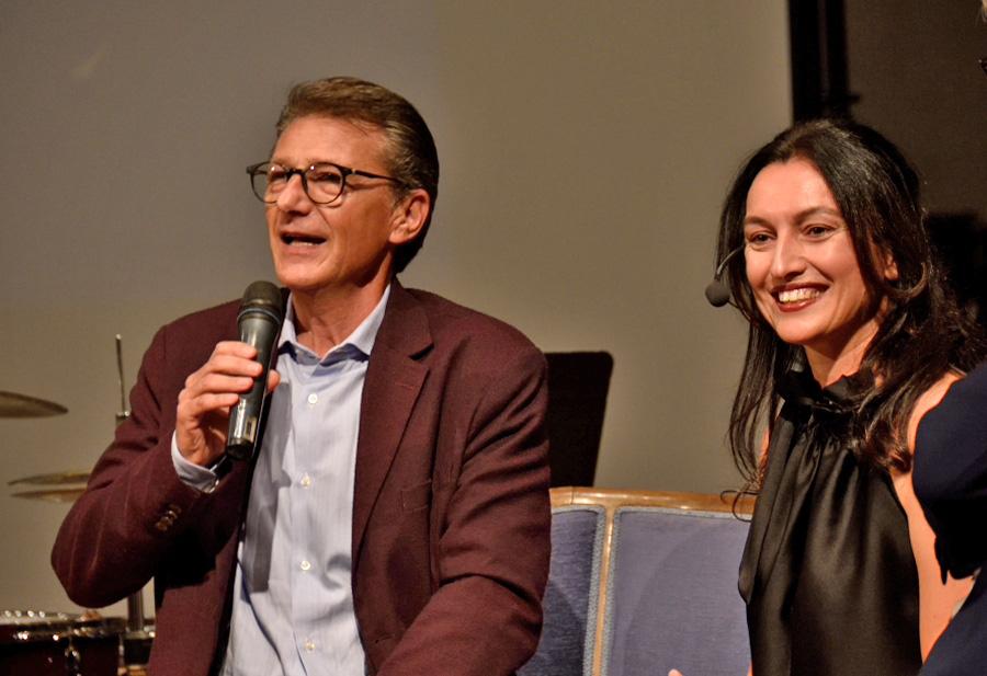 Alessandra Cafiero a Salotto Jazz
