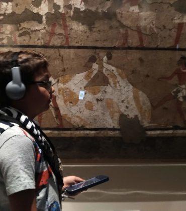 Al Museo Egizio di Torino si impara divertendosi