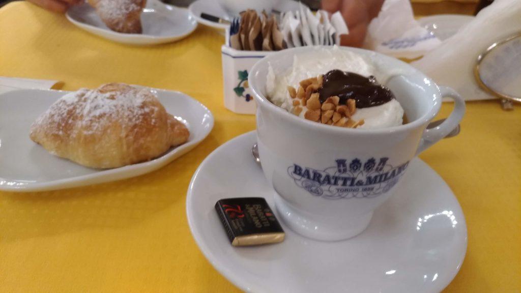 Caffè Baratti & Milano a Torino