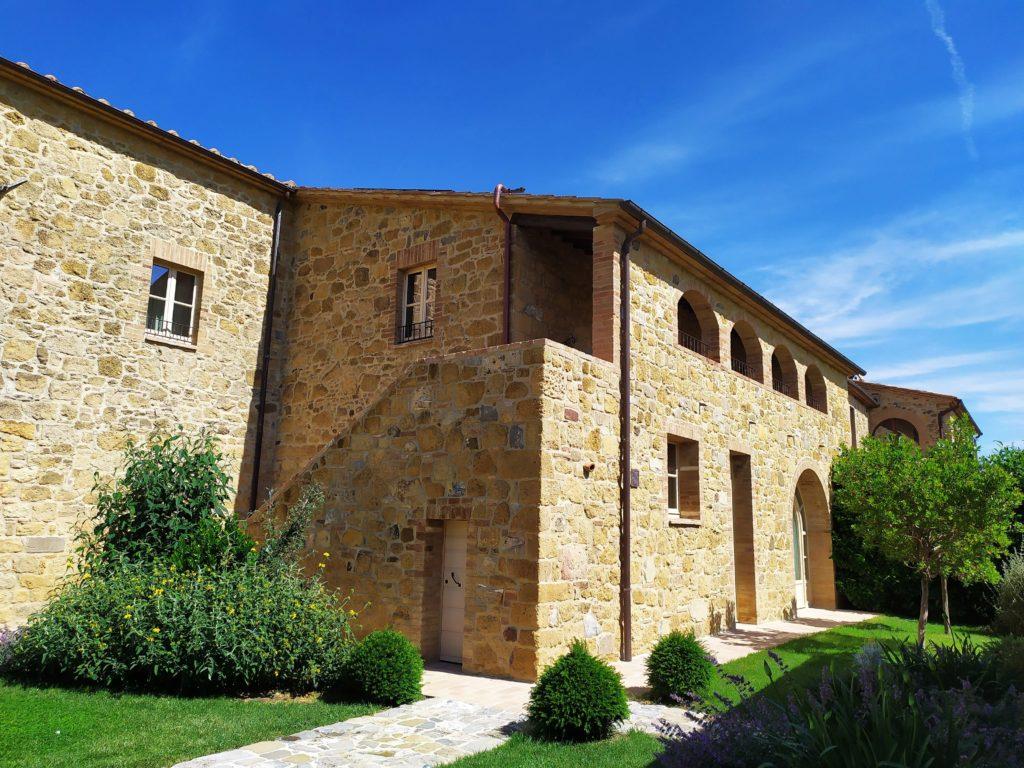 Montalcino Capanna Suite