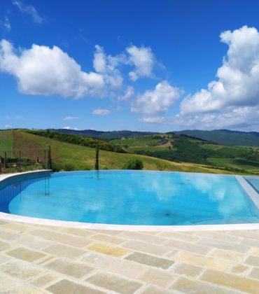 Capanna ti immerge nella bellezza di Montalcino
