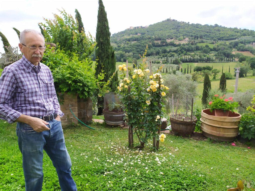 Vigna a Montalcino La Capanna