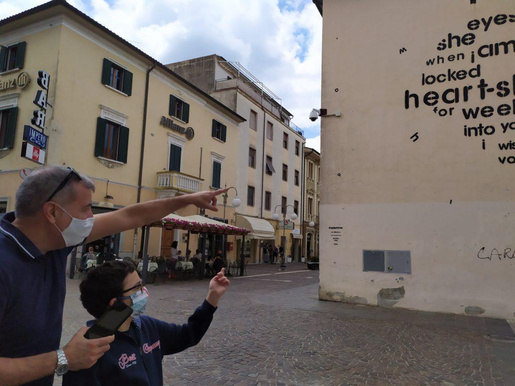 Street art tour Follonica Opiemme