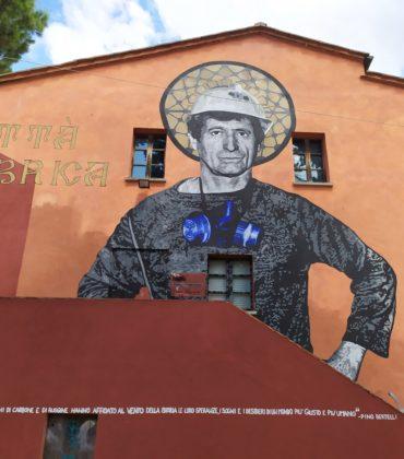 Follonica street art tour con Chiara Beni