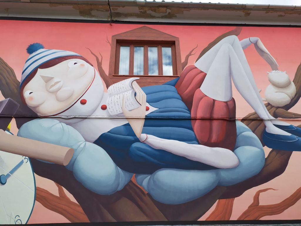 Streetart Follonica Zed1