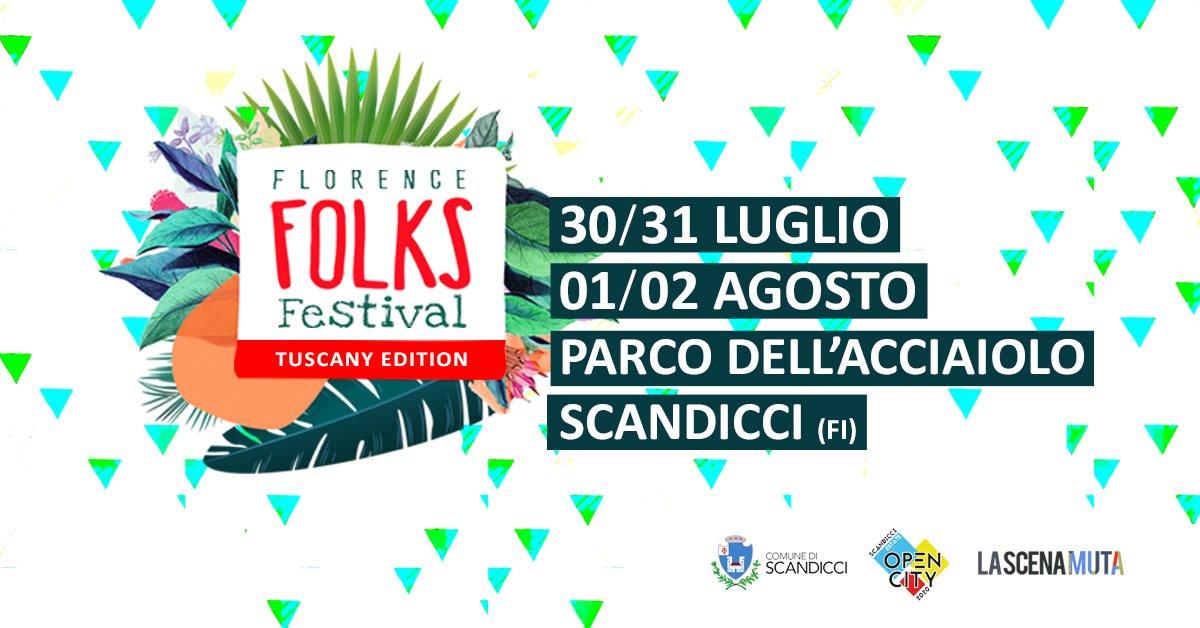 Florence Folks Festival 2020 Scandicci
