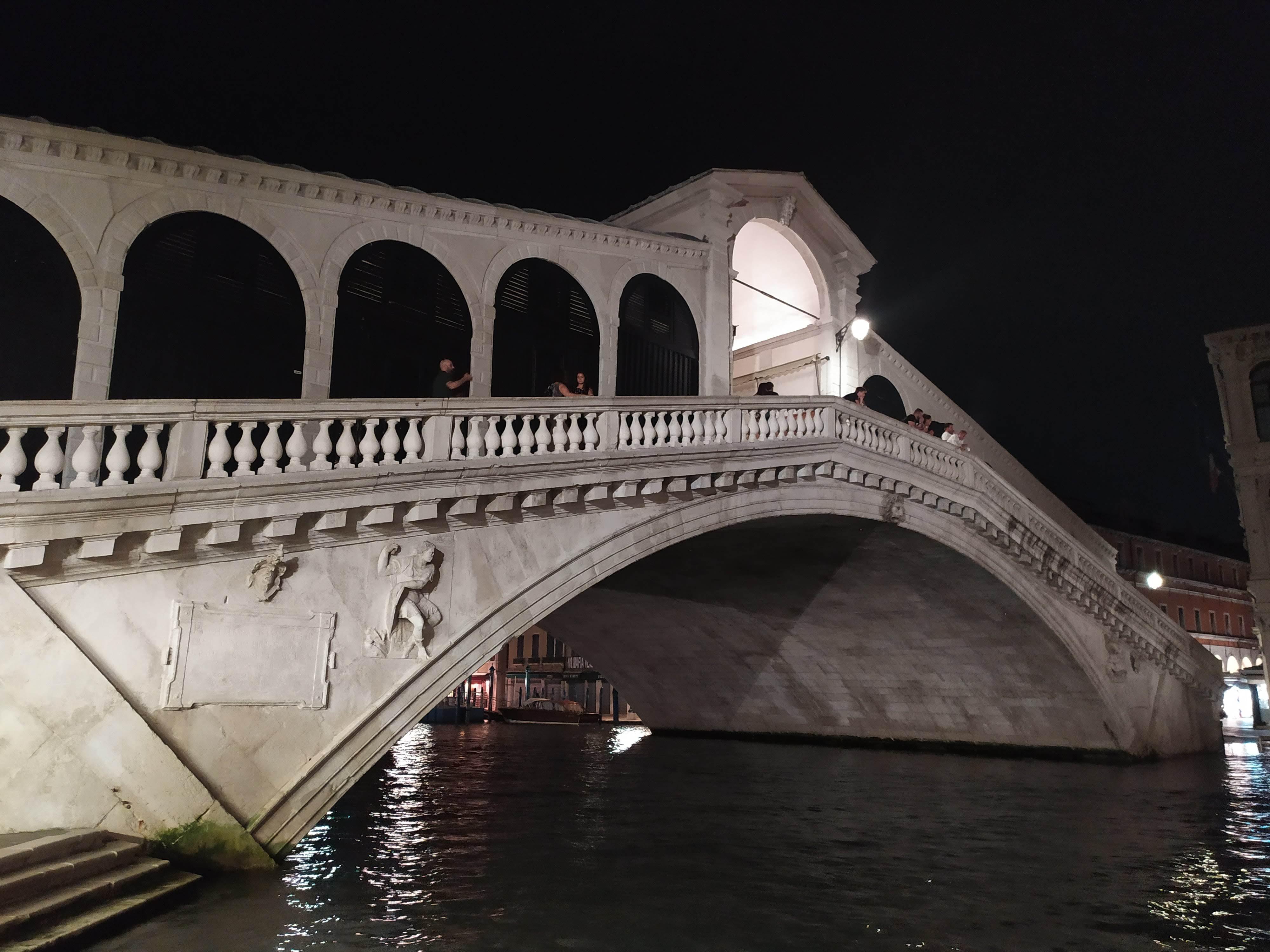Venezia Rialto ponte