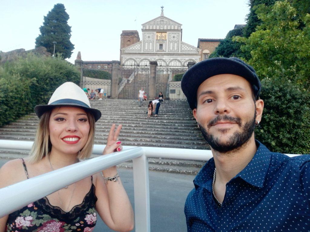 Minivan Chianti tour Happy in Tuscany