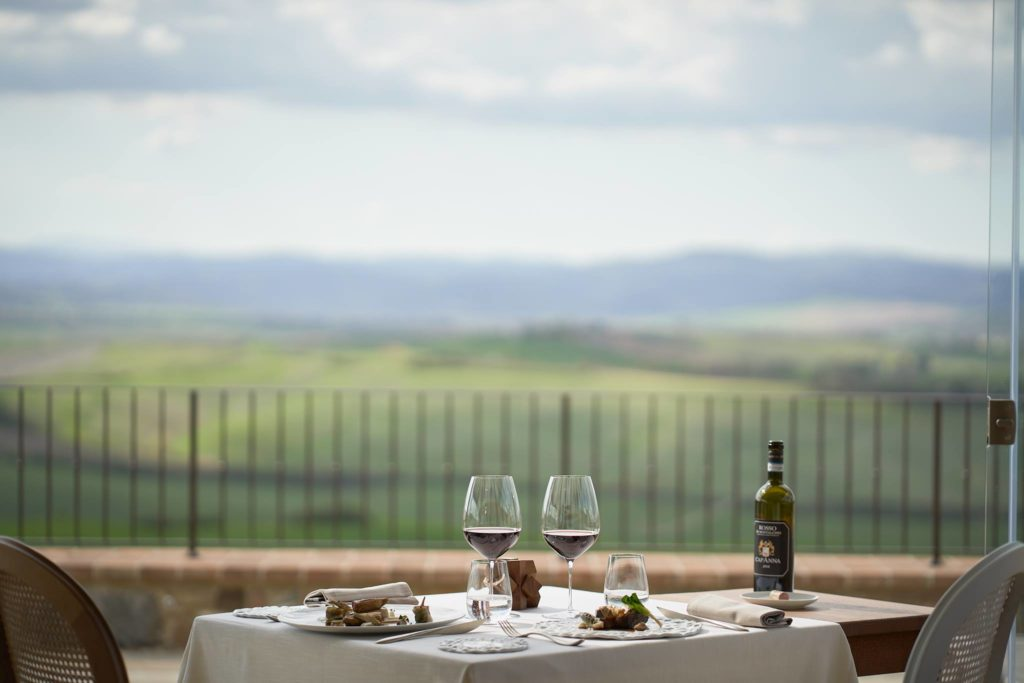 Il Passaggio ristorante Montalcino