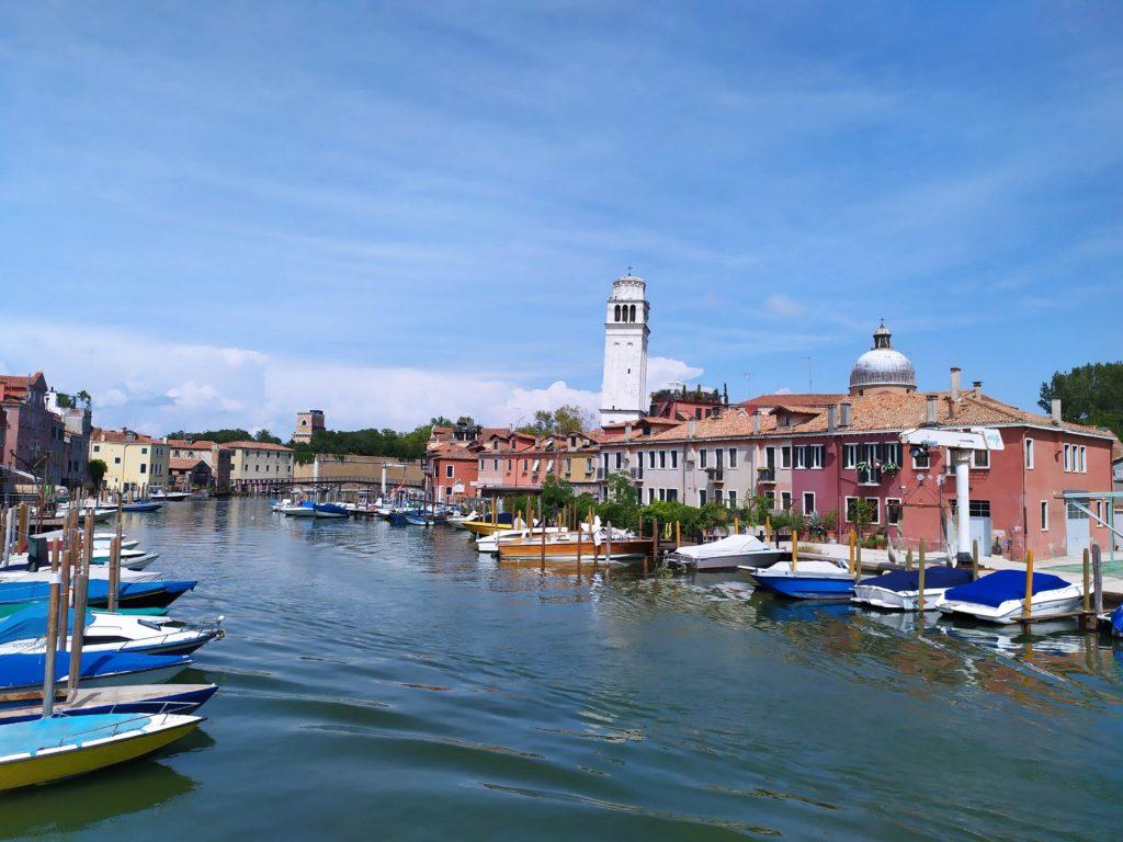 quartiere Castello a Venezia