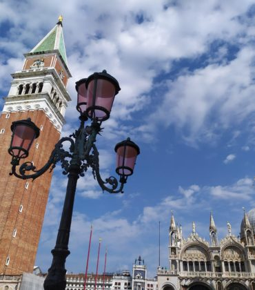 Teatro La Fenice e piazza San Marco
