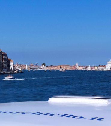 Navigando sul Brenta in Burchiello da Padova a Venezia