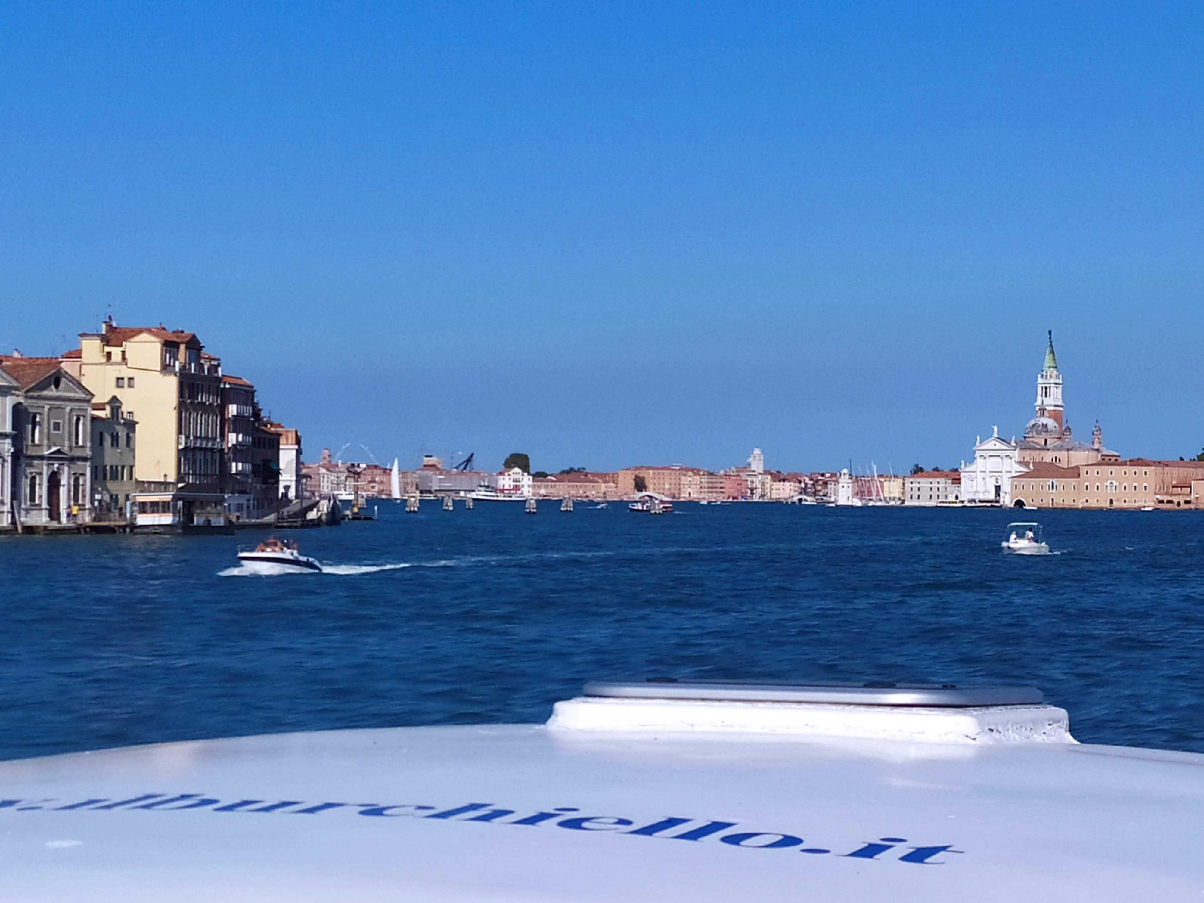 Padova Venezia in burchiello