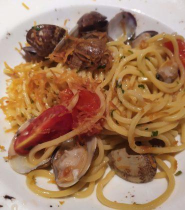 Mangiare pesce a Firenze come al mare da Pizzaman