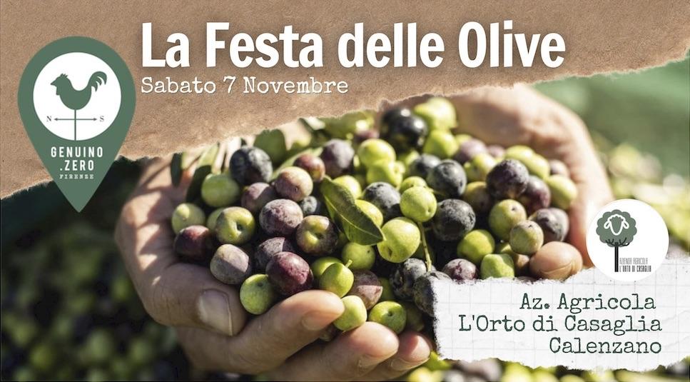 Genuino.Zero Festa delle Olive