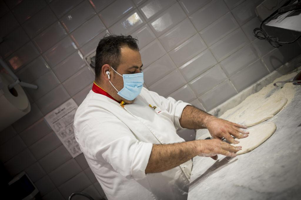 Pizzaman Rocca Tedalda Firenze pizza