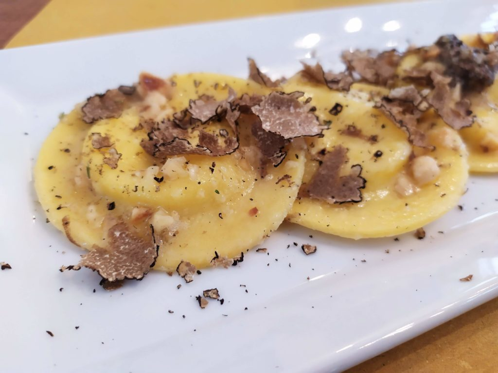 degustazione tartufo San Miniato