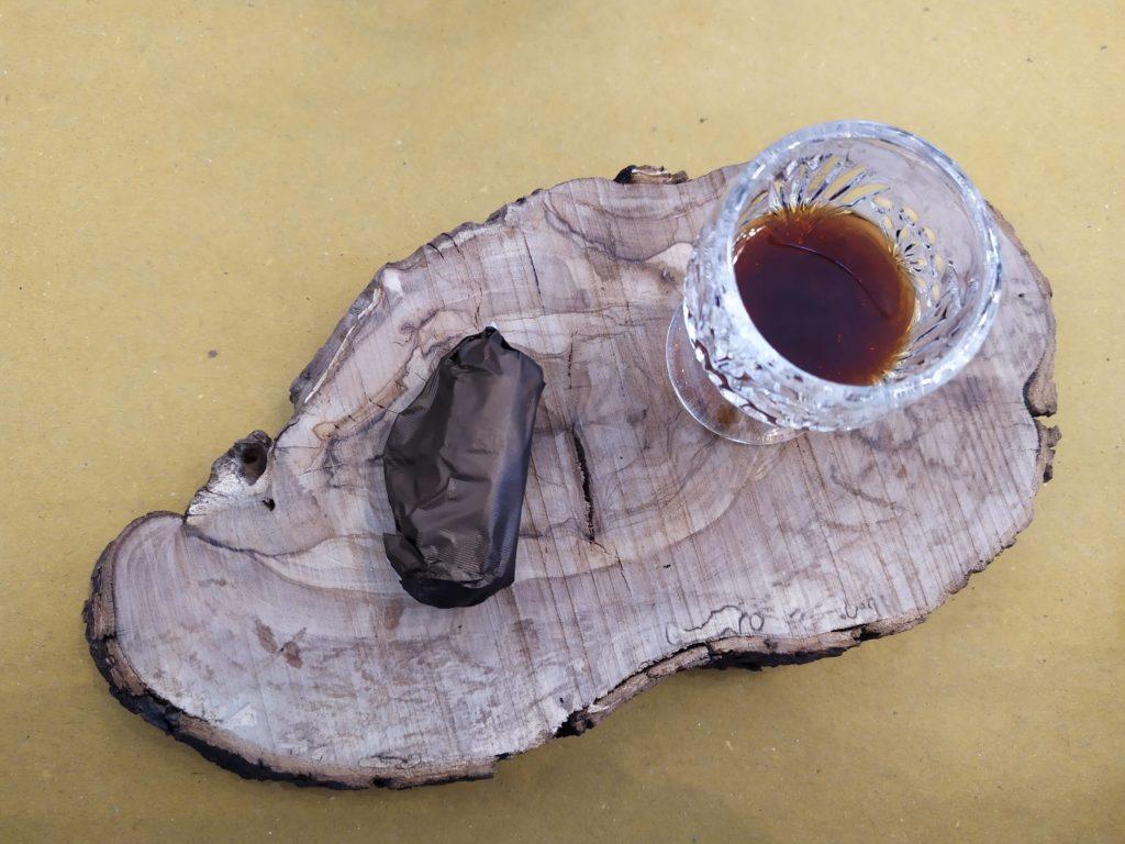nocino dessert tartufo San Miniato