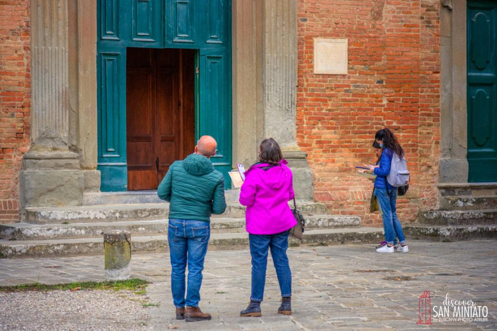 Discover San Miniato