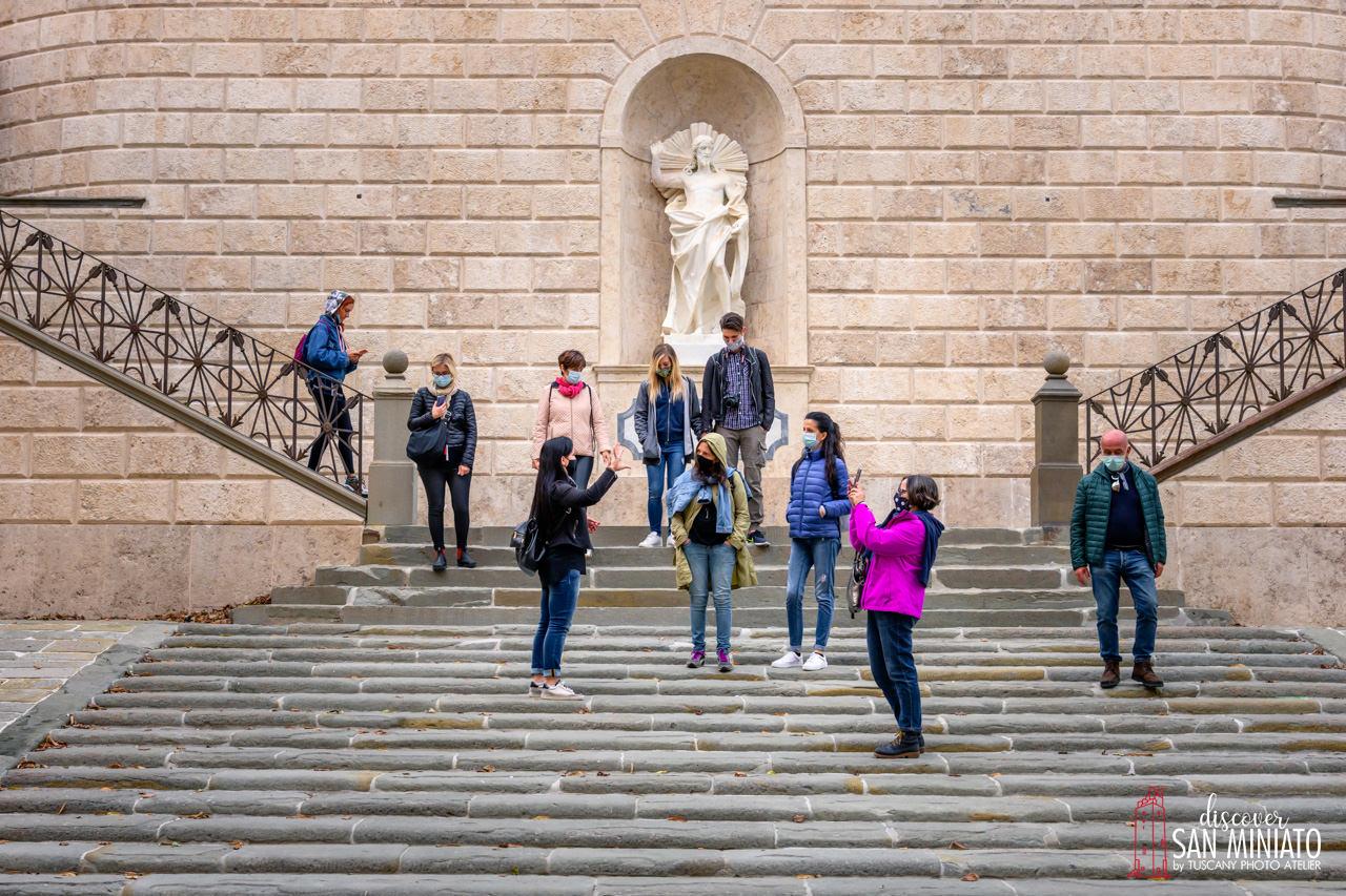 Blog tour Discover San Miniato