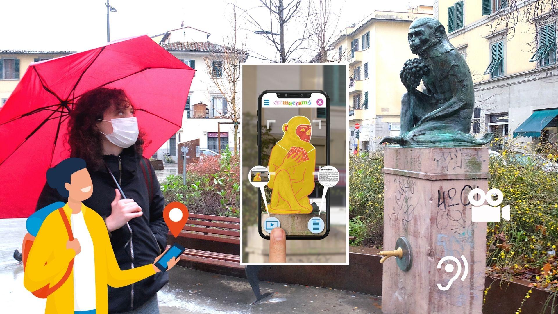 Firenze Rifredi app di realtà aumentata