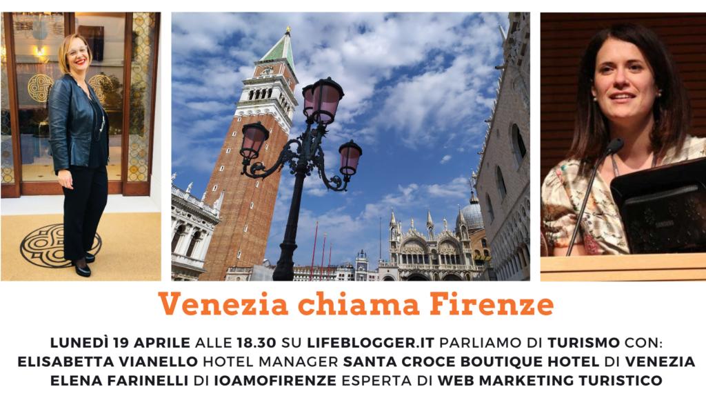 Elena Farinelli IoAmoFirenze e Santa Croce Boutique Hotel