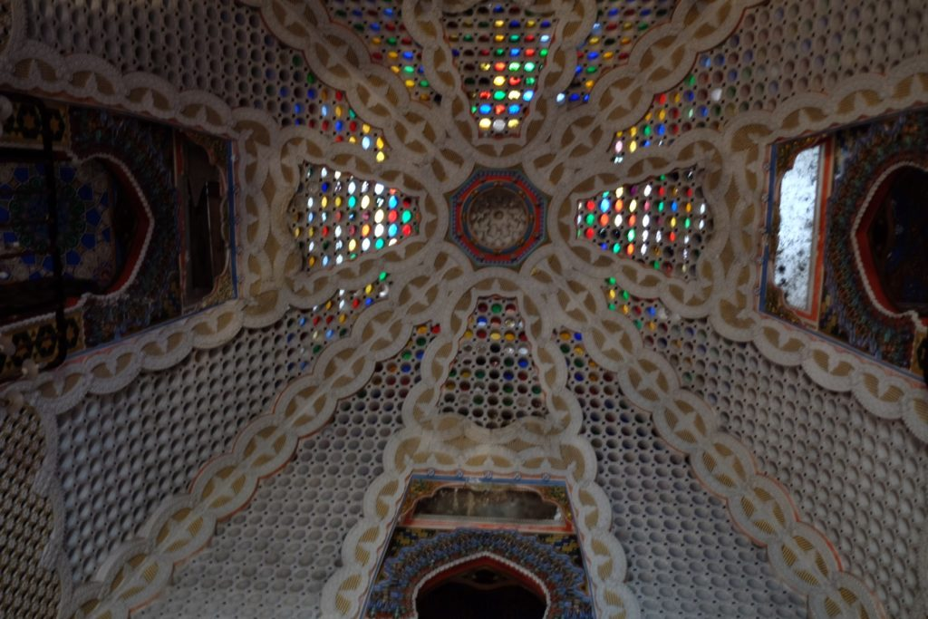 Castello di Sammezzano orientalismo