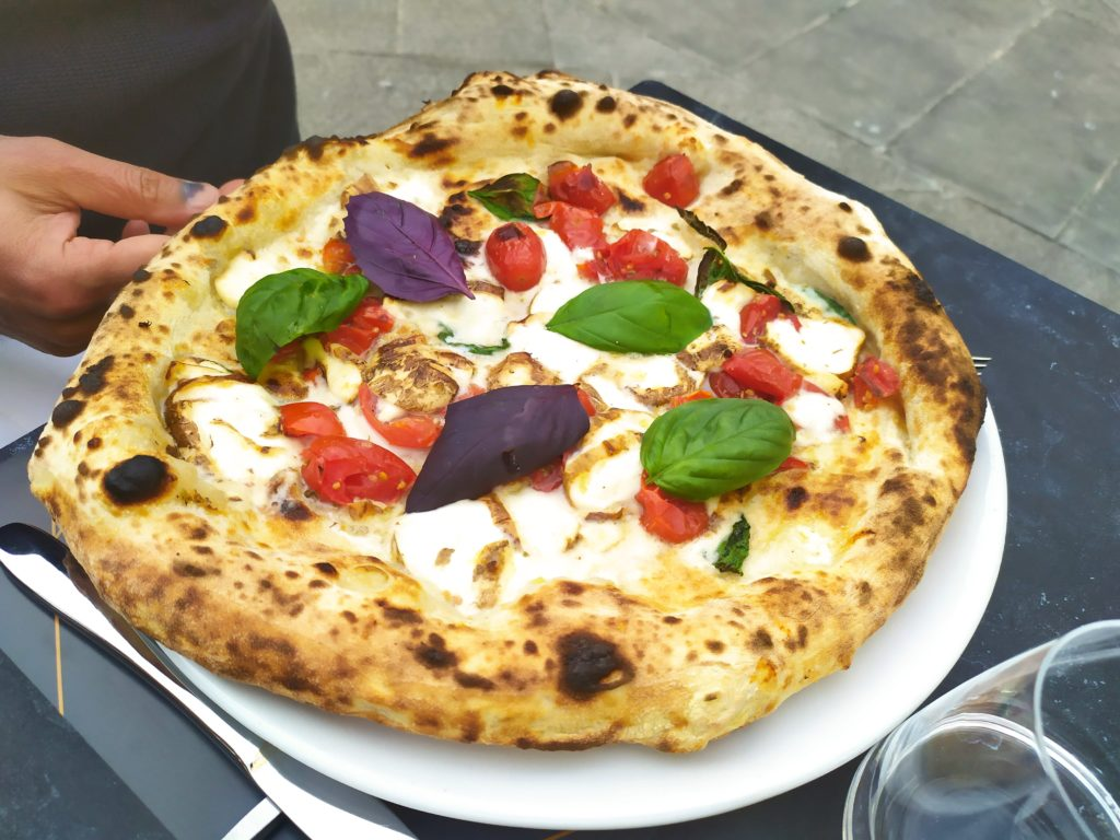 Largo 9 Firenze pizza Gabriele Dani