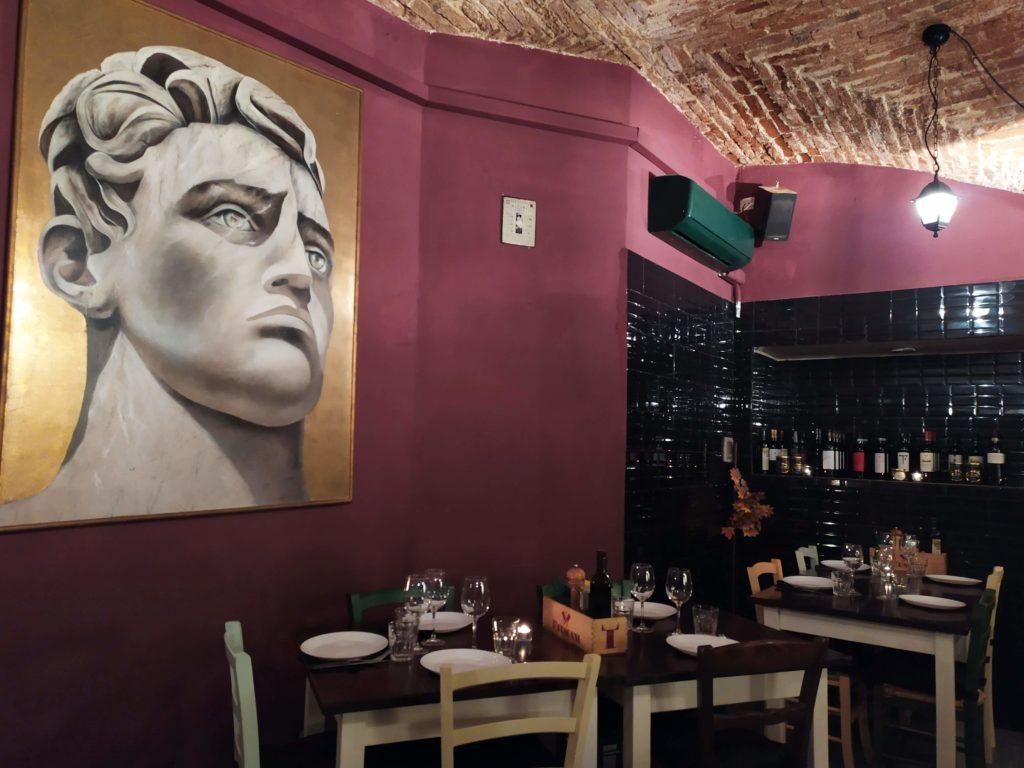 ristorante I'Tuscani