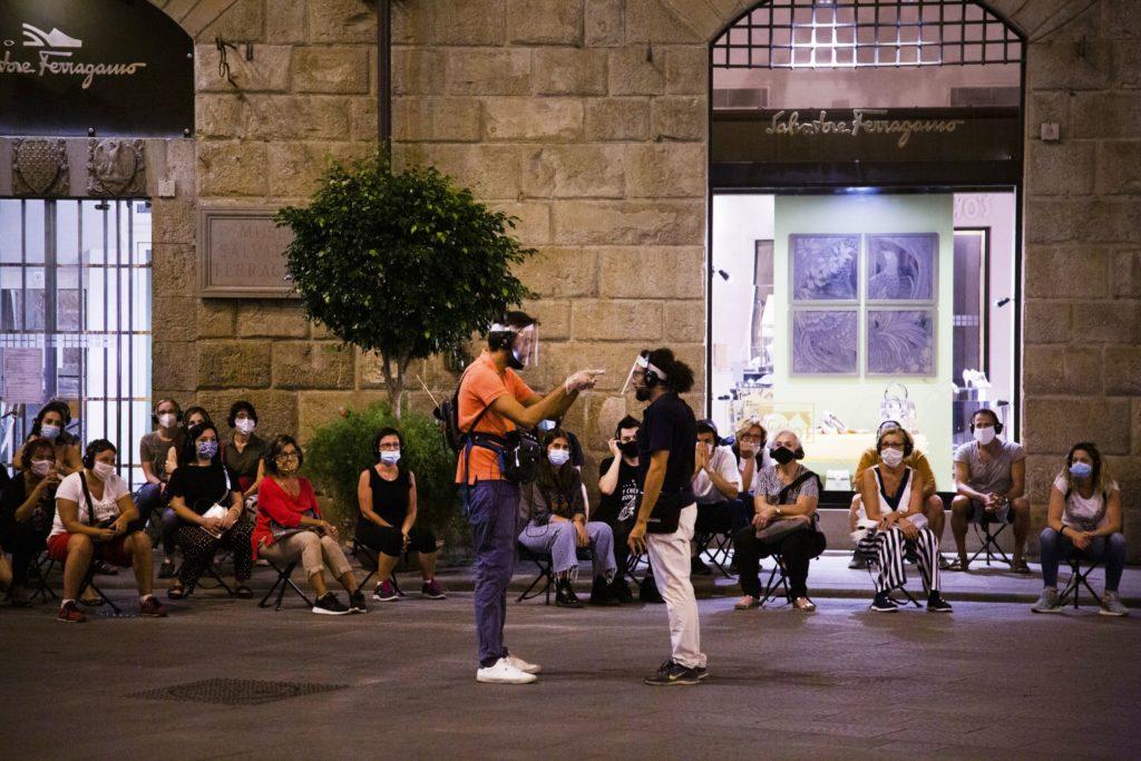 Teatro Rifredi Firenze Walking Therapy