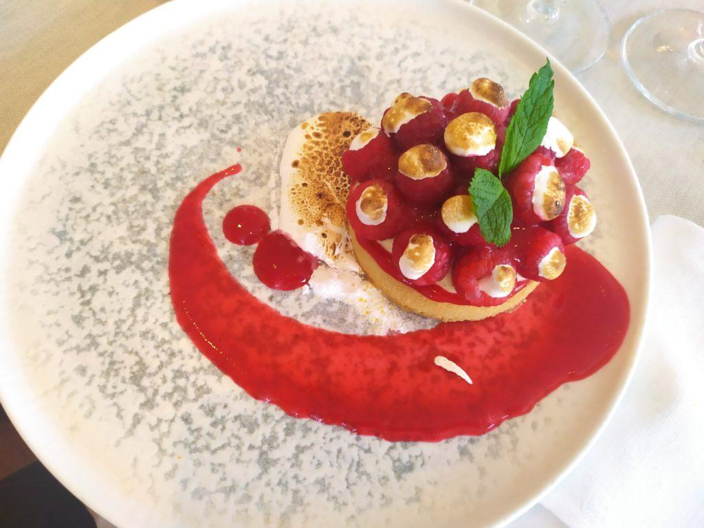 ristorante Golden View Firenze dessert