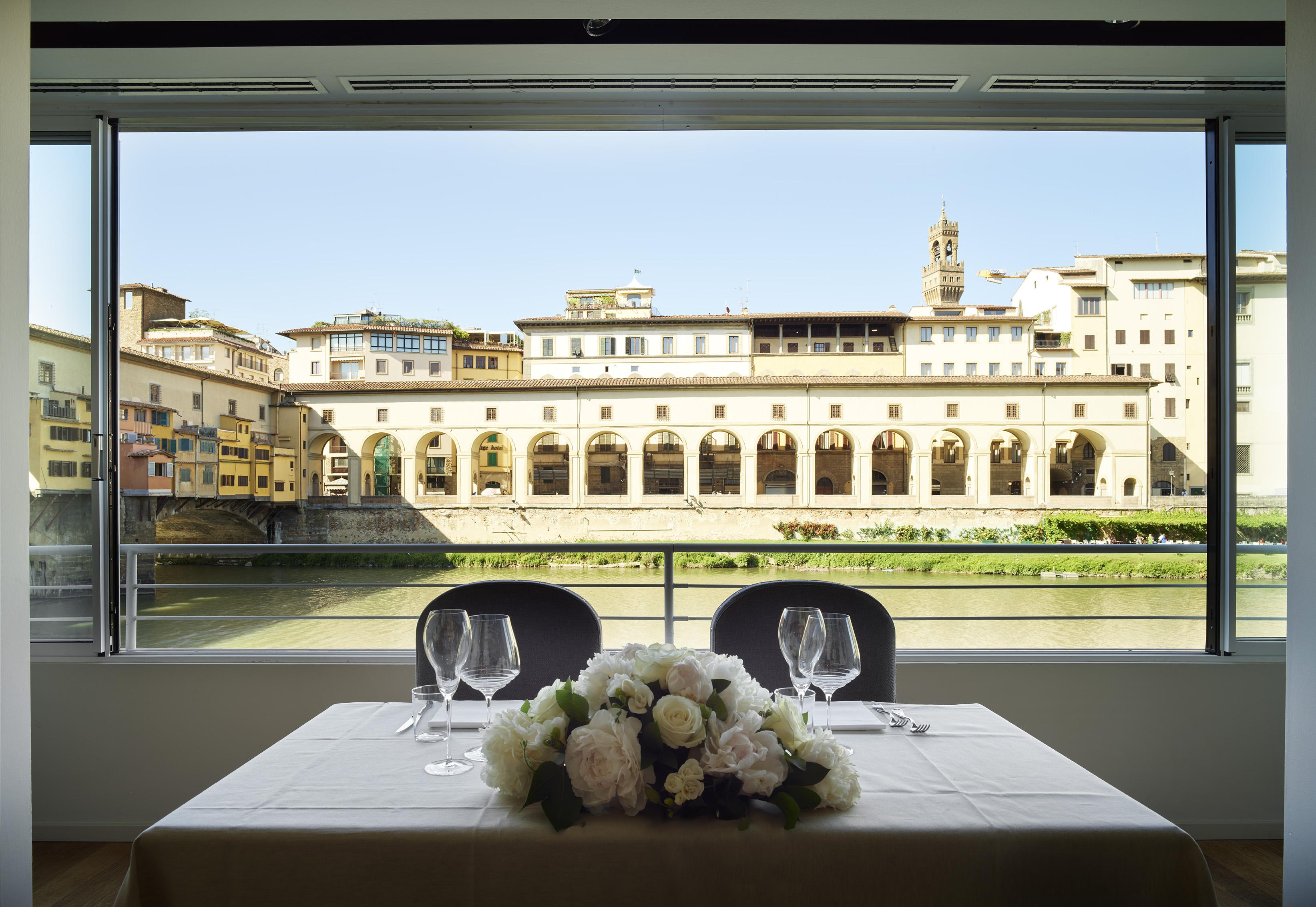 Firenze Golden View ristorante