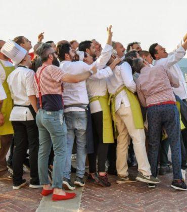 Chef e solidarietà al Forte Belvedere